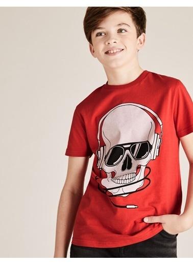 Marks & Spencer Tişört Kırmızı